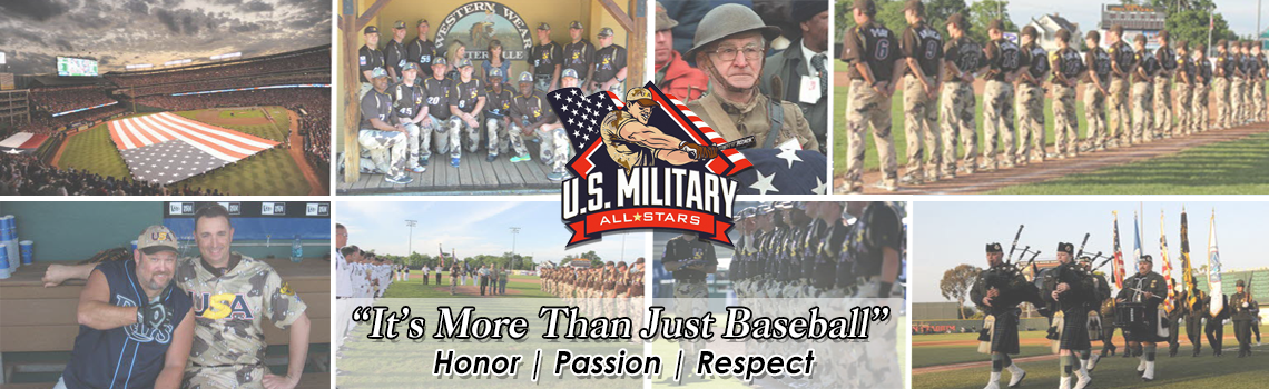 The OFFICIAL Website for The US Military Allstars